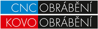 Obrábění CNC Logo